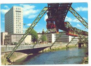 Monorail Train , Wuppertal , Germany , 50-70s #2