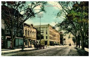 New York Herkimer     Main Street,  Anna Held Cigar Store