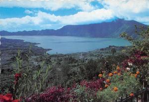 BR5284 Danau Batur Kintamani Lake batur Bali  indonesia