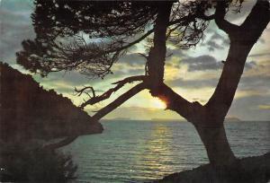 Spain Salido de Sol Sunrise Sea Landscape