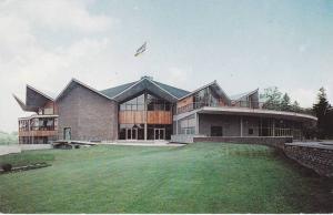 New Permanent Theatre,  Shakespearean Festival,  Stratford,  Ontario,  Canada...