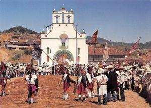 Mexico San Juan Chamula Chiapas