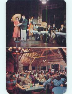 1953 Vacation Valley Restaurant Echo Lake Upper Mount Bethel - Bangor PA Q7782