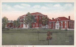 South Carolina Anderson The Anderson College