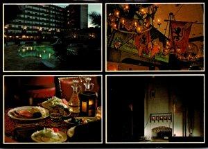 Oklahoma Tulsa Camelot Inns Of Tulsa and Little Rock Arkansas