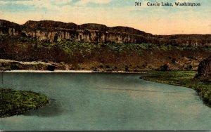 Washington Scene On Castle Lake