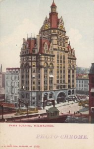 MILWAUKEE , Wisconsin , 1900-10s ; Pabst Building
