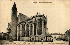 CPA Vosges ÉPINAL Église St-Maurice coté Sud (982926)