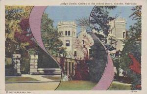 Nebraska Omaha Joslyn Castle Offices Of The School Board