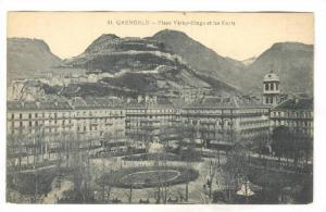 GRENOBLE, Place Victor-Hugo et les Forts, France, 00-10s