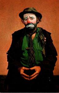 Emmett Kelley As Weary Willie World Famous Clown
