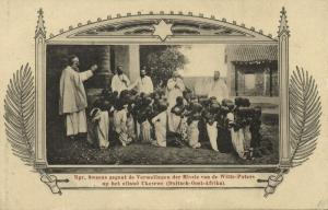 german east africa, Tanzania, UKEREWE, Mgr Sweens, White Fathers Mission (1910)