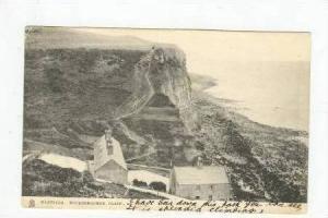 Hastings, UK, PU-1904, Ecclesbourne Cliff
