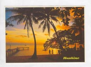 Tahiti, 60-80s, Huahine