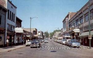 Aurora Street Ironwood MI Unused