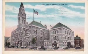Tennessee Nashville Post Office 1931