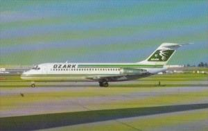Ozark Air Lines DC-9-15
