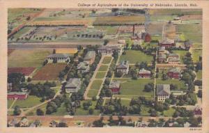 Nebraska Lincoln College Of Agriculture Of the University Of Nebraska