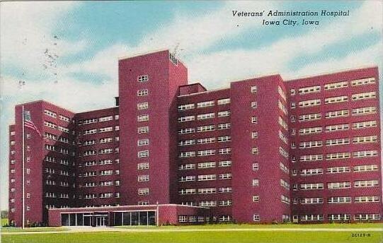 Iowa Iowa City Veterans Administration Hospital
