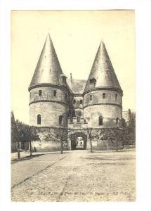 Porte Du Palais De Justice, Beauvais (Oise), France, 1900-1910s