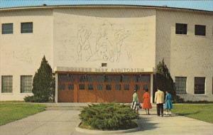 College Park Auditorium Jackson Mississippi