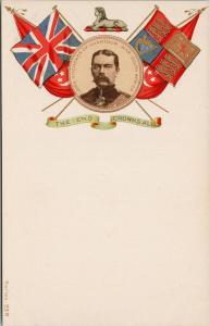 Lord Kitchener Khartoum War South Africa Boer War Military UNUSED Postcard E53