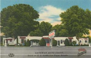 Gateway Auto Court South on U.S. 93-466 Las Vegas NV Nevada
