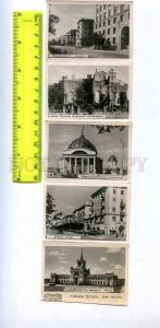 186744 RUSSIA Stalingrad Booklet USSR 9 Photos