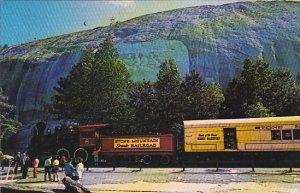 Stone Mountain Scenic Railroad Stone Mountain Georgia