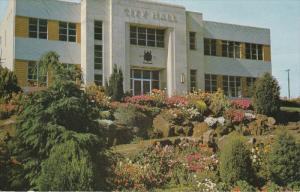 NANAIMO, British Columbia, Canada, 1940-1960´s; City Hall