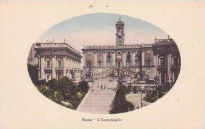 Italy Roma Rome Il Campidoglio