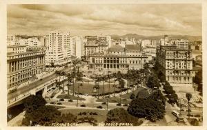 Brazil - Sao Paulo - RPPC