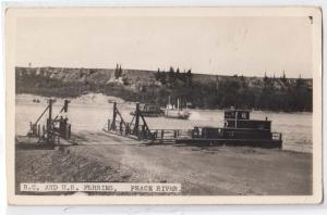 RPPC, BC & US Ferries, Peace River