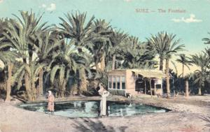Suez - The Fountain , EGYPT , 00-10s