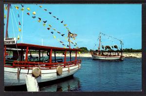 Sightseeing Boats,Spone Exchange,Tarpon Springs,FL