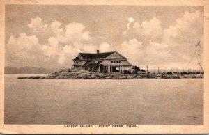 Connecticut Stony Creek Latson Island 1936
