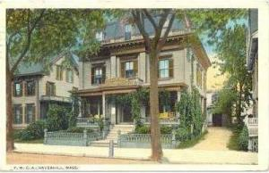 YWCA Haverhill, Massachusetts, 1918 PU