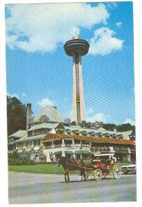 The Refectory restaurant, The Niagara International Center, Niagara Falls, On...