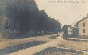 RP; EAST WORCESTER , New York , 1919 ; Main Street