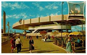 New York World's Fair 1964 Bell telephone  Pavilion