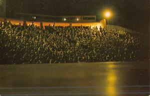 Amarillo Texas Audience For Musical Night View Vintage Postcard K46814