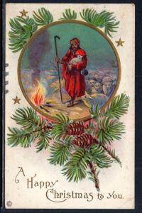 A Happy Christmas to You Shepherd BIN