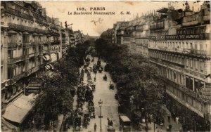 CPA PARIS (2e) Le Boulevard Montmartre (564485)