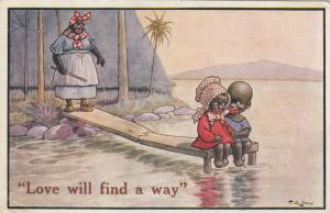 F.G. LEWIN: Love Will Find a way , 1923