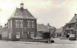 Netherlands Alphen Gemeentehuis RPPC 03.32