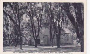 Grace Episcopal Church , ST FRANCISVILLE , Louisiana, 30s