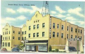 Linen of Desert Hotel Coeur d'Alene Idaho ID