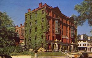 Portsmouth New Hampshire~The Rockingham Hotel~1960 Postcard
