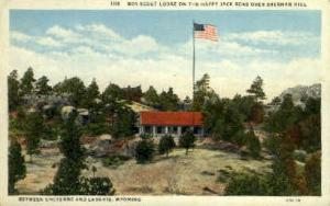 Boy Scout Lodge, Sherman Hill