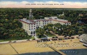 Hotel Buena Vista and Cottages in Biloxi, Mississippi